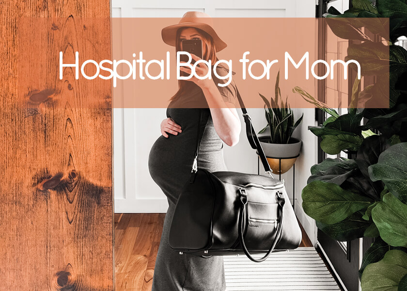 Hospital Bag Essentials – For Parents